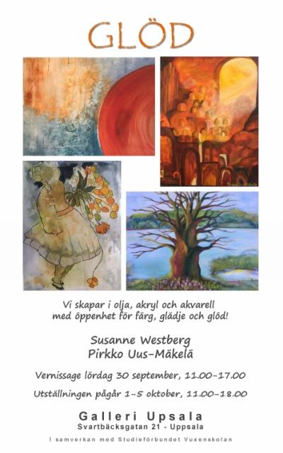 Utställning Susanne Westberg