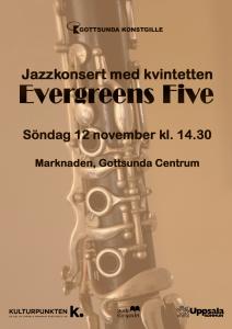Evergreens Five